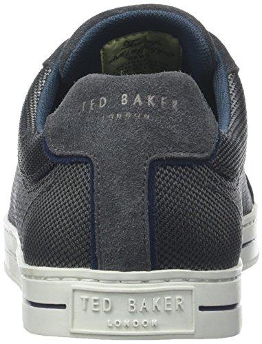 Ted Baker Eeril, Baskets Homme Gris (Dk Grey #808080)