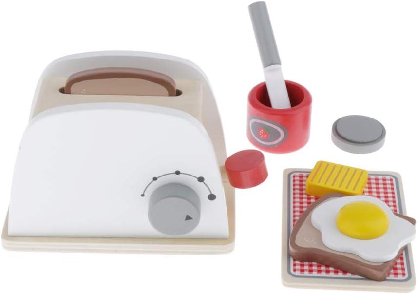 CUTICATE Juguete de Cafetera/Máquina de Pan/Mezcladora de Cocina ...