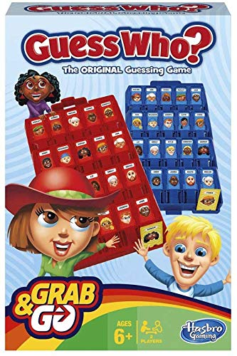 KIDS Guess Who Grab & Go - Can You Guess who While on The Move??? (Guess Who Harry Potter)