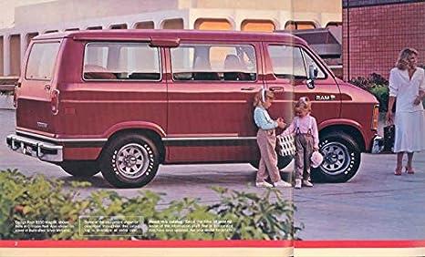 1988 dodge ram van b150