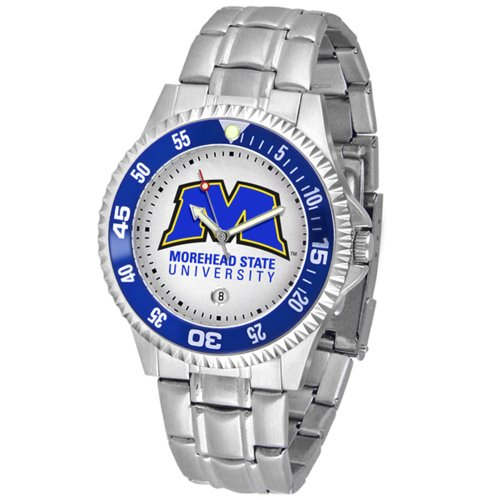 Competitor Watch Eagles (Morehead State Eagles Competitor Watch with a Metal Band)
