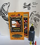 Jagua Gel -3 Detailing Tips -70+designs -Reusable Applicator (30 Ml)