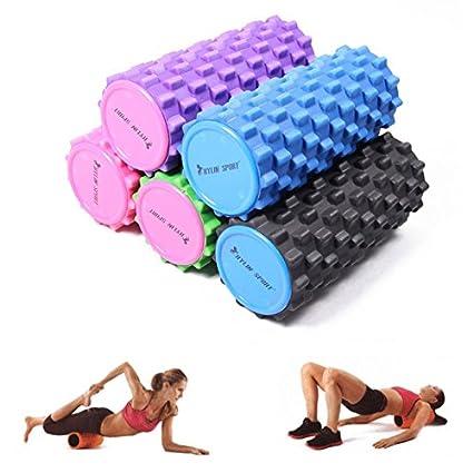 Amazon.com : High Quality Foam Roller Yoga Block Pilates ...