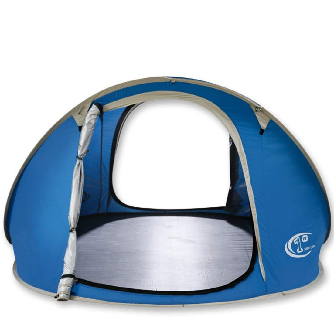 Jhcpca : ワイルドキャンプのための3人または4人の自動テント B07KT73WFH (Color : Jhcpca Sapphire) Sapphire B07KT73WFH, パリスマダム:c8c5b76e --- ijpba.info
