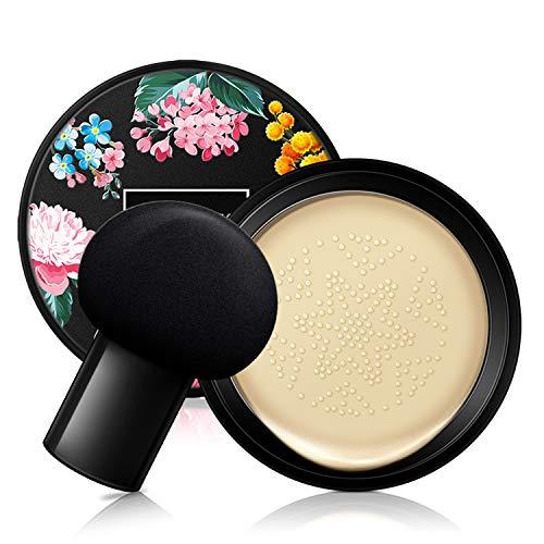 Mushroom Head Air Cushion BB Cream, Concealer Lasting Nude Makeup Moisturizing Brightening Pigment CC Liquid Foundation…