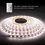 Armacost Lighting 421502 LED Tape Light Kit, 16 ft, 3000K (AC Dimmable) 8