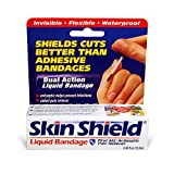 Skin Shield Liquid Bandage with Pain Reliever,  Boxes (Pack of 6)