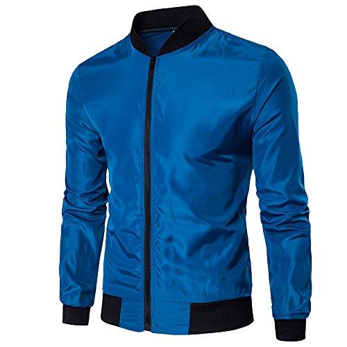Rera - Chaqueta - para hombre Azul azul real Medium