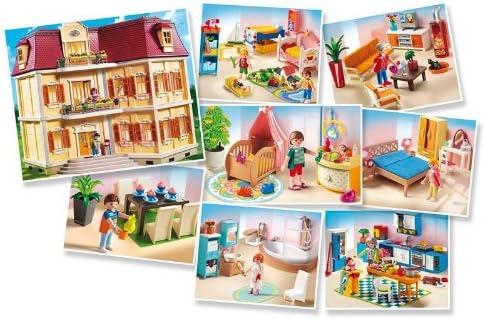 Playmobil 10 & 10 - 10 The Grande Mansion Complete Set