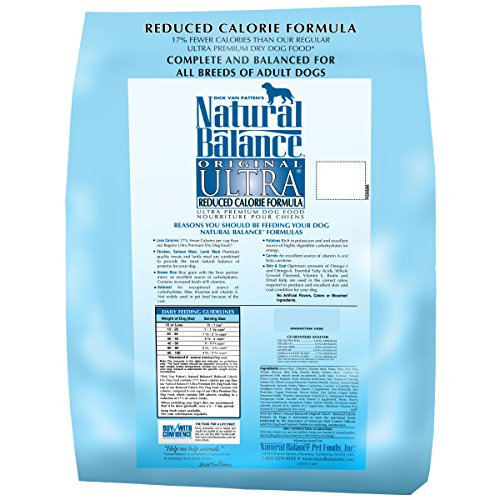 Natural-Balance-Original-Ultra-Reduced-Calorie-Formula-Dry-Dog-Food-14-Pound