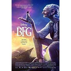 Disney's The BFG on Digital HD, Blu-ray and Disney Movies Anywhere Dec. 6