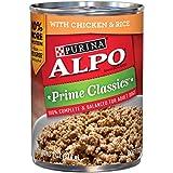 Purina ALPO Prime Classics With Chicken & Rice Dog...