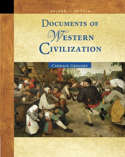 Western Civilization,V.I Documents
