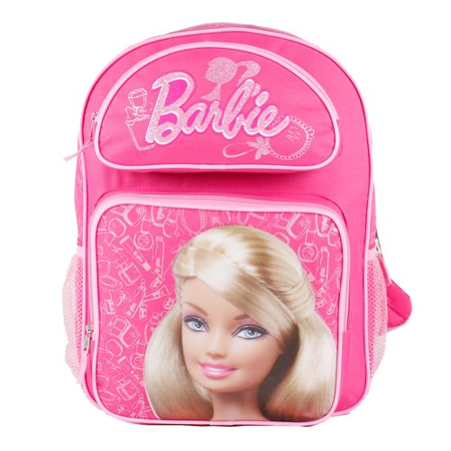 Backpack Barbie Pink Large School product image