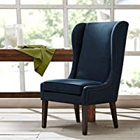 Madison Park FPF20-0280 Garbo Captains Dining Chair