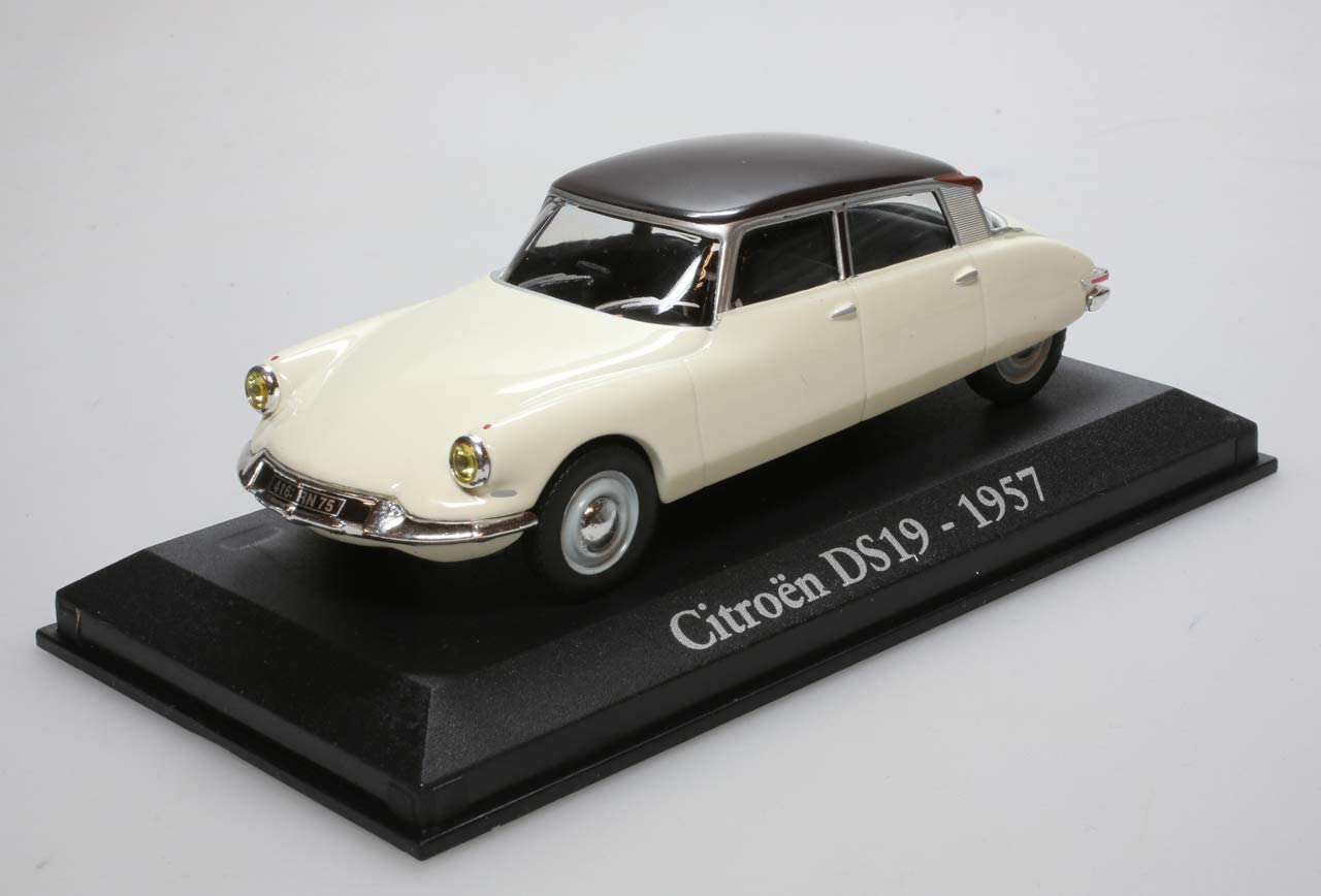 Citro/ën Voiture Miniature DS 19 1956 Auto de Collection echelle 1//43