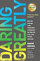 The #1New York Timesbestseller.1 million copies sold!Don't miss the hourlong Netflix specialBrené Brown: The Call to Courage!From thought leader Brené Brown, a transformative new vision for the way we lead, love, work, parent, and educate...