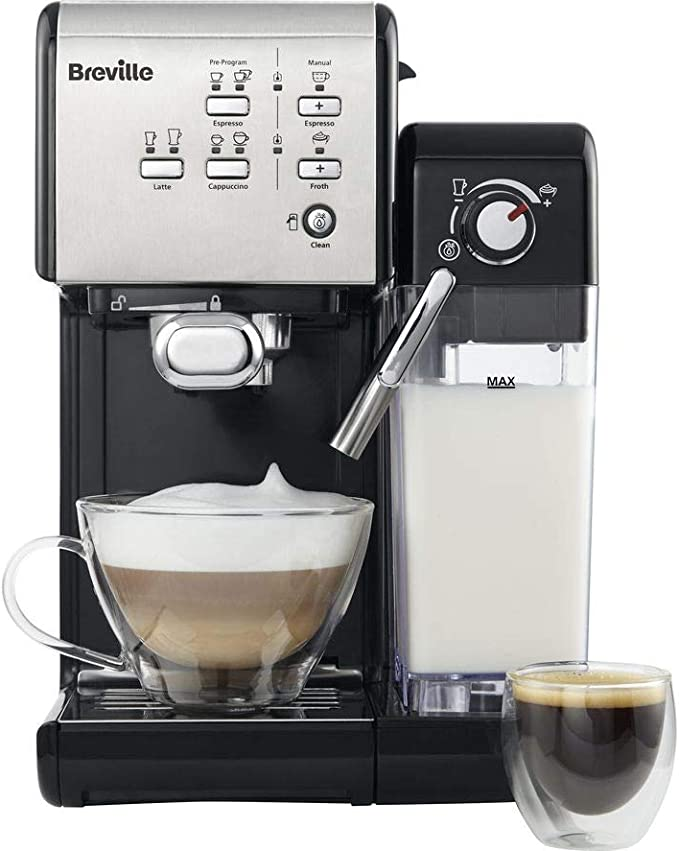BREVILLE One Touch Coffee Machine For