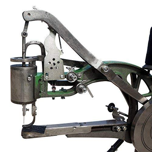 Industrial Manual Shoe Making Sewing Machine Shoes Repair Leather Nylon Shoe