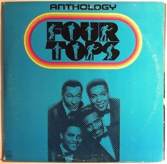 Anthology, Best of the Four Tops[VINYL - Best Tops Four