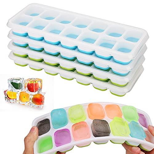 Silikon Eiswürfelbehälter