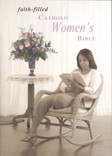 Faith-Filled Catholic Women's Bible - NABRE LARGE PRINT