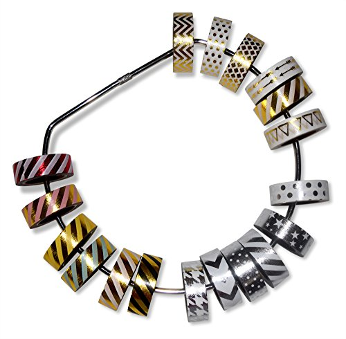 Washi Tape Wholesale (AIM HOBBIES Washi Tape Storage Ring (8)