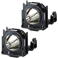 Powerwarehouse Panasonic PT-DW740 (Twin Pack) Projector Lamp replacement by Powerwarehouse - Premium Powerwarehouse Replacement Lamp