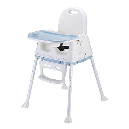 Trona Ajustable para bebé Silla Multifuncional para bebés de 3 ...