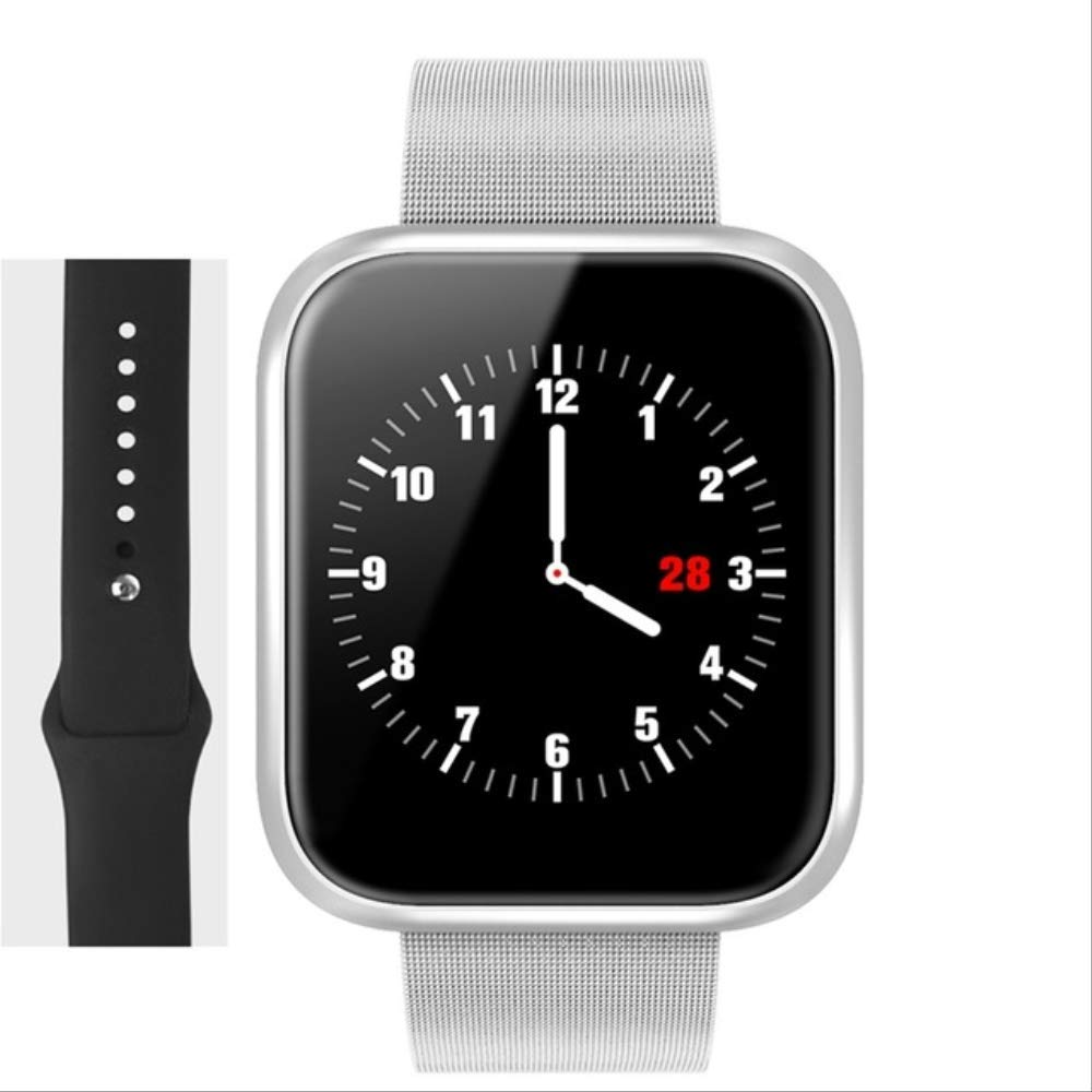 QSJWLKJ Reloj Inteligente a Prueba de Agua P70 P68 Bluetooth ...
