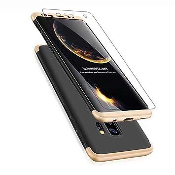 Funda Samsung Galaxy J7 MAX Ttimao PC Hard Case [Película de ...