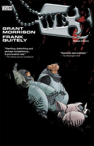 """""""WE3"""" av Grant Morrison"""