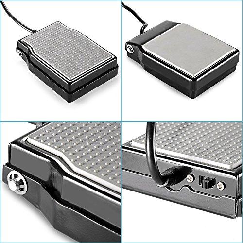 Neewer sustain pedal foot switch keyboard piano for for Yamaha keyboard sustain pedal