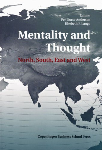 Mentality and Thought: North, South, East and West