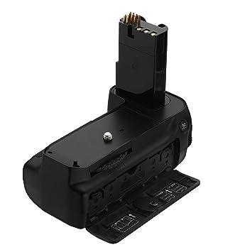 TOOGOO Mb-D80 Battery Grip para El Trabajo De Cámara Nikon D80 ...
