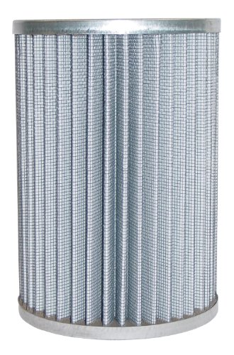 Solberg 851/1 Polyester Filter Element, 8-3/4'' Height, 3-1/2'' Inner Diameter, 5-7/8'' Outer Diameter, 290 SCFM by Solberg