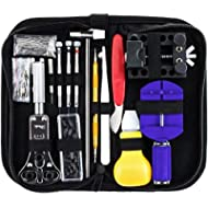 [Sponsored]Vastar 147 PCS Watch Repair Kit Professional Spring Bar Tool Set, Watch Band Link Pin...