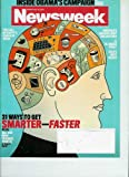 img - for Newsweek, Volume CLIX, No. 2 & No. 3, January 9 & 16, 2012: Feature: 31 Ways to Get Smarter Faster + All You Need to Raise Your IQ book / textbook / text book
