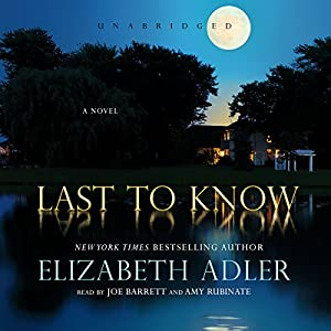 Last to Know Audiobook