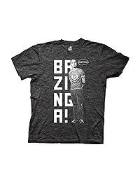 Ripple Junction's Big Bang Theory Sheldon Bazinga Adult T-Shirt