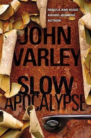 book cover of Slow Apocalypse