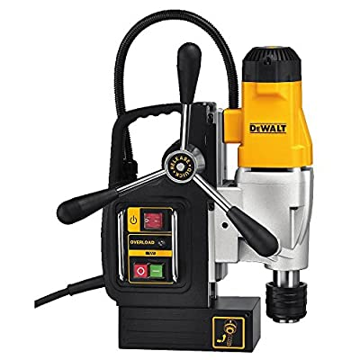 DEWALT DWE1622K 2-Speed Magnetic Drill Press, 2-Inch