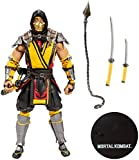 McFarlane Toys Mortal Kombat - Scorpion Action Figure