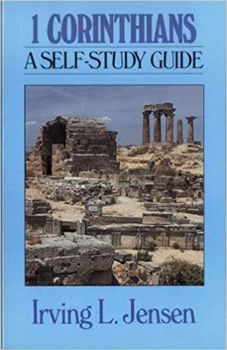 Book First Corinthians (Bible Self Study Guides)