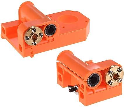 Aibecy - Piezas de impresora 3D con eje en X, piezas de inyección ...