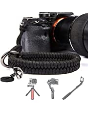 Paracord Camera Hand Grip Strap, Photographers Dslr Camera Wrist Straps