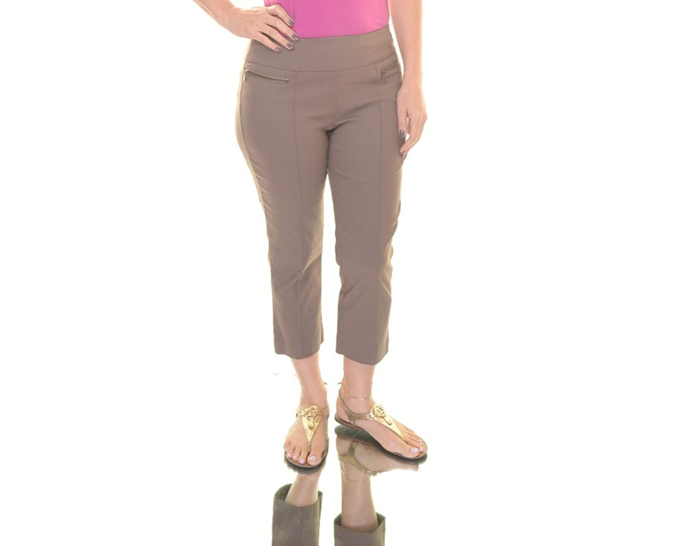Style & co. Comfort Waist Capri Pants Size XS