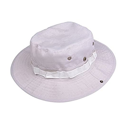 2bcaf9195bd Image Unavailable. Image not available for. Color  Eshion 7 Color Fisherman s  hat Packable Outdoor ...