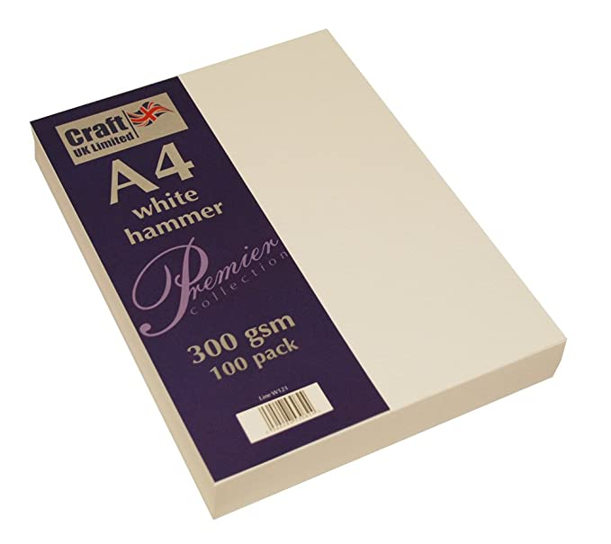 Stationery place Thick avorio crema carta A4/210/gsm x 50/fogli