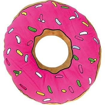 Amazon Com United Labels Simpsons Pillow Donut Home Kitchen